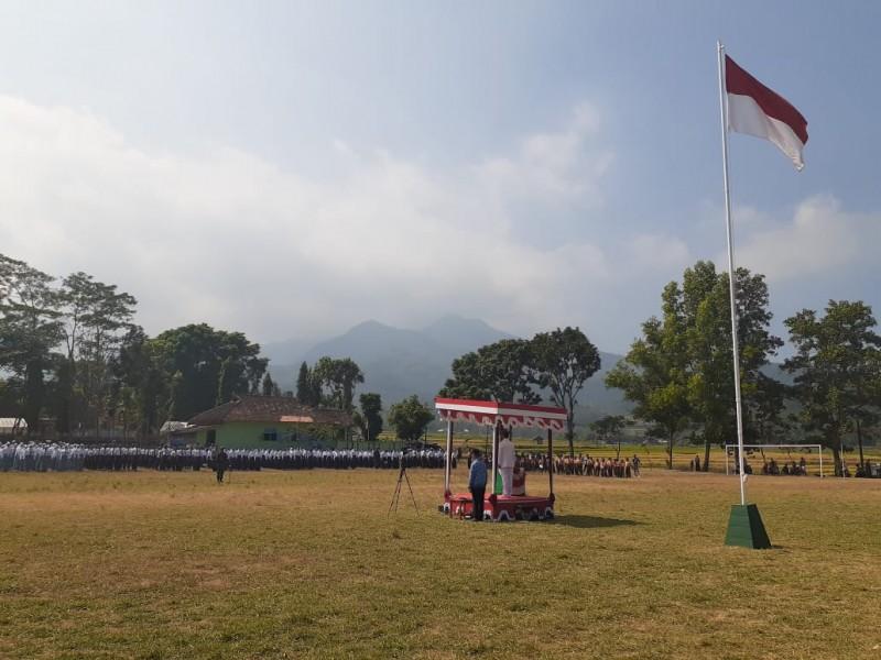 UPACARA HUT RI KE 74 TAHUN 2019